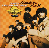 BEST OF ? & THE MYSTERIANS autographed CD