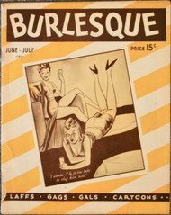 Burlesque Magazine June -July  (orig)