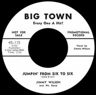 JIMMY WILSON - JUMPIN' FROM SIX TO SIX (REPRO)