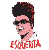ESQUERITA TEE-SHIRT (SMALL)