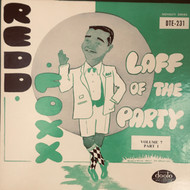 REDD FOXX LAFF OF THE PARTY VOL. 7 PT 1
