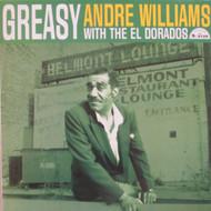 248 ANDRE WILLIAMS - GREASY LP (248)