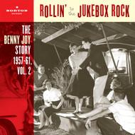 347 BENNY JOY - ROLLIN' TO THE JUKEBOX ROCK LP (347)