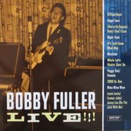 326 BOBBY FULLER - BOBBY FULLER LIVE!!!! LP (326)
