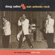 274 DOUG SAHM - SAN ANTONIO ROCK: THE HARLEM RECORDINGS 1957 - 1961 LP (274)