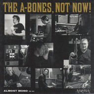 345 A-BONES - NOT NOW! LP (345)