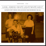 328 HASIL ADKINS - WHITE LIGHT/WHITE MEAT LP (328)