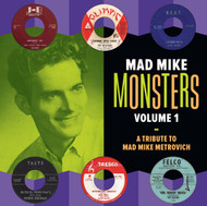 338 V/A- MAD MIKE MONSTERS VOL. 1 LP (338)