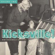 291 VARIOUS ARTISTS - KICKSVILLE VOL. 2 LP (291)