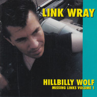 210 LINK WRAY - HILLBILLY WOLF LP (210)