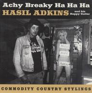 239 HASIL ADKINS & HIS HAPPY GUITAR - ACHY BREAKY HA HA HA LP (239)