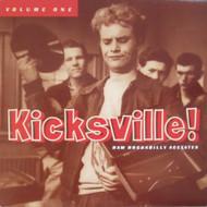 277 VARIOUS ARTISTS - KICKSVILLE: RAW ROCKABILLY ACETATES VOL. 1 LP (277)