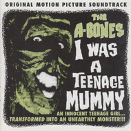 224 A-BONES - I WAS A TEENAGE MUMMY LP (224)