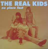 267 REAL KIDS - NO PLACE FAST LP (267)