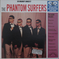 218 PHANTOM SURFERS - EIGHTEEN DEADLY ONES! LP (218)