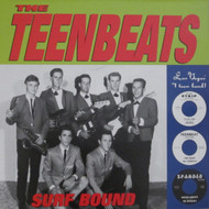 220 TEENBEATS - SURF BOUND LP (220)