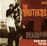 BRUTHERS - BAD WAY TO GO (CD)