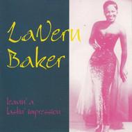 LAVERN BAKER - LEAVIN' A LASTIN' IMPRESSION (CD)