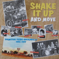 313 VARIOUS ARTISTS - SHAKE IT UP AND MOVE LP (313)