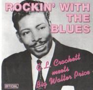 G. L. CROCKETT MEETS BIG WALTER PRICE (CD)