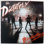 DICTATORS - BLOODBROTHERS (CD)