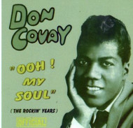 DON COVAY - OOH! MY SOUL (CD)