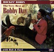 BOBBY DAY - ROCKIN' ROBIN (CD)