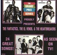 FANTASTICS, EL VINOS AND HEARTBREAKERS  (CD)