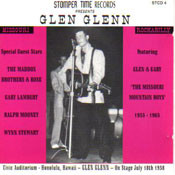 GLEN GLENN - MISSOURI ROCKABILLY 1955-1965 (CD)