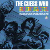 GUESS WHO - SHAKIN' ALL OVER (CD)