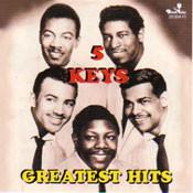FIVE KEYS - GREATEST HITS (CD)