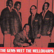 GEMS MEET THE MELLOHARPS (CD)