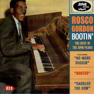 ROSCO GORDON - BOOTIN' (CD)