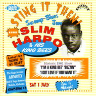 SLIM HARPO - STING IT THEN! (CD)
