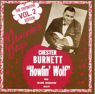 HOWLIN' WOLF - MEMPHIS DAYS: THE DEFINITIVE COLLECTION VOL. 1 (CD)