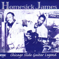 HOMESICK JAMES (CD)