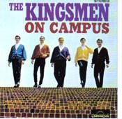 KINGSMEN - ON CAMPUS (CD)