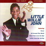 LITTLE WILLIE JOHN - EARLY KING RECORDINGS (CD)