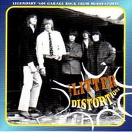 LITTER - DISTORTIONS (CD)