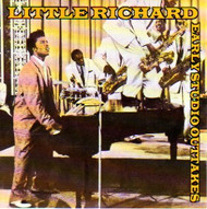 LITTLE RICHARD - EARLY STUDIO OUTTAKES (CD)