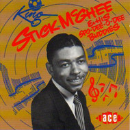 STICK McGHEE AND HIS SPO-DEE-O-DEE BUDDIES - NEW YORK BLUES (CD)