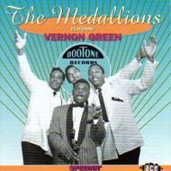 MEDALLIONS feat. VERNON GREEN - SPEEDIN' (CD)