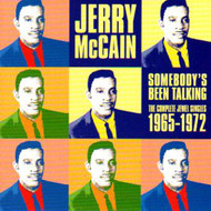 JERRY McCAIN - SOMEBODY'S BEEN TALKIN' (CD)