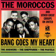 MOROCCOS - BANG THERE GOES MY HEART (CD)