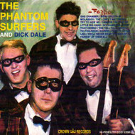 PHANTOM SURFERS AND DICK DALE (CD)