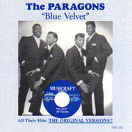 PARAGONS - BLUE VELVET (CD)
