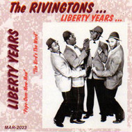 RIVINGTONS - LIBERTY YEARS (CD)
