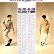 ROCK-A-TEENS - WOO HOO (CD)