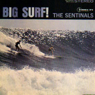 SENTINALS - BIG SURF (CD)
