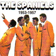 SPANIELS - 1953-57 (CD)